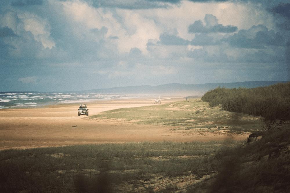 75 Mile Beach - 01/14/2013 - Fraser Island